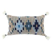 Подушка декоративная в этническом стиле Ethnic, 40х60 см - Tkano