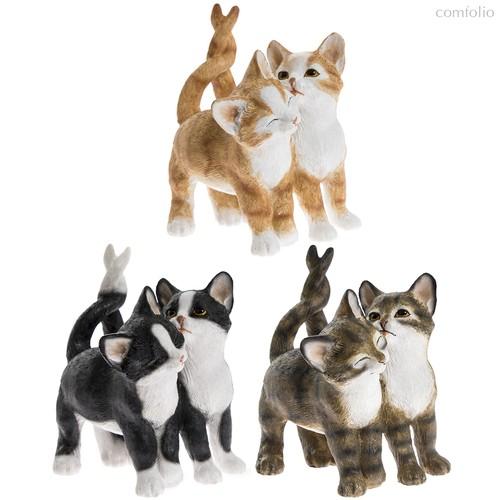 Фигурка Дружные котики 8х10см - Lesser & Pavey