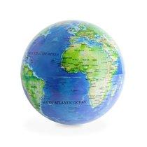 Глобус вращающийся Magic 360° синий, цвет синий - Balvi