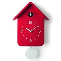 Часы с кукушкой QQ красные - Guzzini