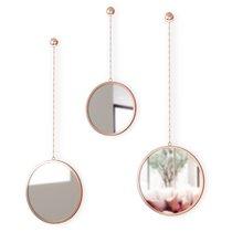 Зеркала декоративные Dima круглые медь - Umbra