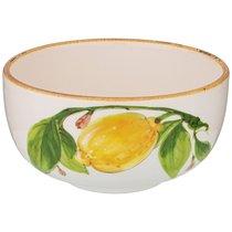Салатник Cuore Limoni 14,5 см Высота 7,5 см Без Упаковки - Ceramica Cuore