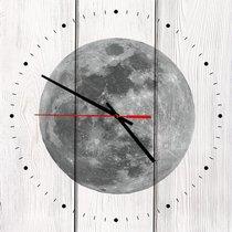 Луна 30х30 см, 30x30 см - Dom Korleone