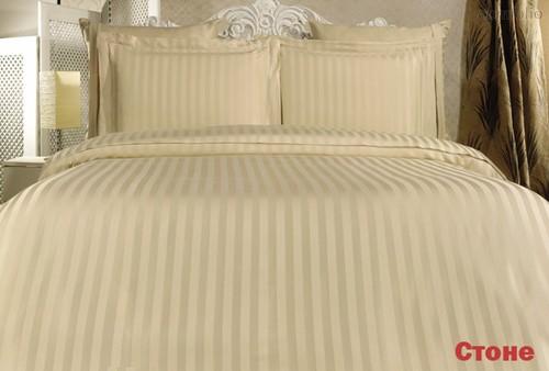 Постельное белье Karna Perla, бамбук, цвет серый, размер 2-спальный - Karna (Bilge Tekstil)