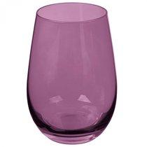 Стакан 46.5 cl., стекло, цвет фиолетовый, Elements - Stolzle