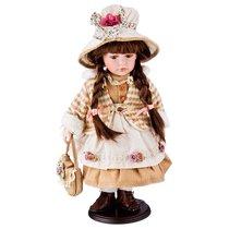 Кукла Фарфоровая Декоративная Высота 40 см - Reinart Faelens