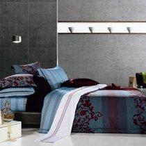 Комплект постельного белья SDS-33, цвет серый, размер 2-спальный - Famille