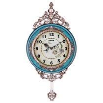 Часы Настенные Кварцевые С Маятником 38X6, 5X75 см Диаметр 26 см - Shantou Lisheng