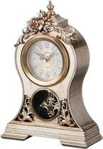 Часы Настольные Кварцевые С Маятником Цветы 26X10X37 см Диаметр Циферблата 11 см - Shantou Lisheng