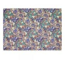 Доска разделочная стеклянная Lesser & Pavey Золотая Лилия 40x30см - Lesser & Pavey