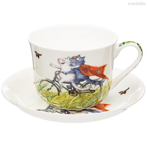 Чайная Пара Lefard Русское Поле 500 мл - Meizhou Yuesenyuan