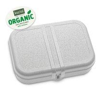 Ланч-бокс PASCAL L Organic, серый - Koziol
