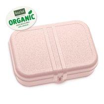 Ланч-бокс PASCAL L Organic, розовый - Koziol
