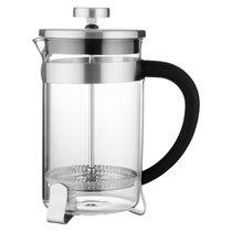 Поршневой заварочный чайник для кофе и чая 600мл, цвет металл - BergHOFF