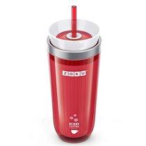 Стакан для охлаждения напитков Iced Coffee Maker красный - Zoku