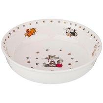 Салатник Веселые Друзья 18см - Shunxiang Porcelain