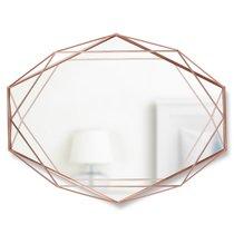 Зеркало настенное PRISMA медь - Umbra