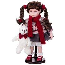 Кукла Фарфоровая Декоративная Высота 36 см - Reinart Faelens