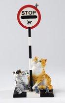 Кошки-мышки 22 см - Comic Cats - Enesco