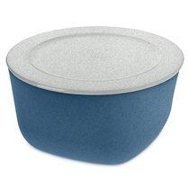 Контейнер для хранения продуктов CONNECT XL Organic 4 л синий - Koziol