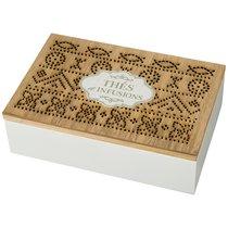Шкатулка Для Чая 24x16x7 см Без Упаковки - Polite Crafts&Gifts