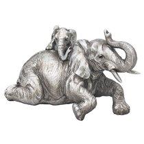 Фигурка Слоны 22х14х13см