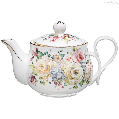 Чайник Lefard Времена Года 350 мл - Kingensin Porcelain Industrial