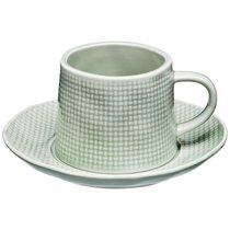 Чайная Пара На 1 Персону Concept 2 Пр. 200 Мл Мятный - Lianjun Ceramics