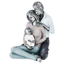 Статуэтка Семья 18,5x14x21 см Серия Фьюжн - Ocean Art