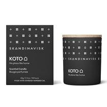 Свеча ароматическая KOTO с крышкой, 65 г (новая) - Skandinavisk