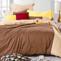 Какао - комплект постельного белья, размер 1.5-спальный - Valtery