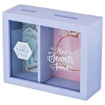 Копилка Семейный Бюджет 16x20x7 см - Polite Crafts&Gifts