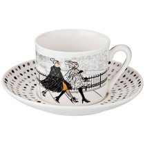 Чайный Набор На 1Пер. 2Пр. Fashion Queen 210Мл - Shunxiang Porcelain