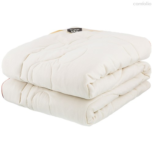 Одеяло ВЕРБЛЮЖЬЯ ШЕРСТЬ 172*205 СМ САТИН,80% ВЕРБЛЮЖЬЯ ШЕРСТЬ,20% СИЛИКОН.ВОЛОКНО ПЛОТНОСТЬ 300 Г/, 172x205 см - Бел-Поль