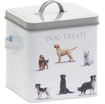 Банка Лакомства для собаки 18х16х20см - Lesser & Pavey