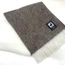 Плед INCALPACA (55% шерсть альпака, 45% шерсть мериноса) PP-54, цвет серый, 150 x 200 - Incalpaca TPX