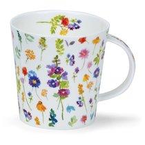 """Кружка Dunoon """"Красивые цветы. Кернгорм"""" 480мл (розовая) - Dunoon"""
