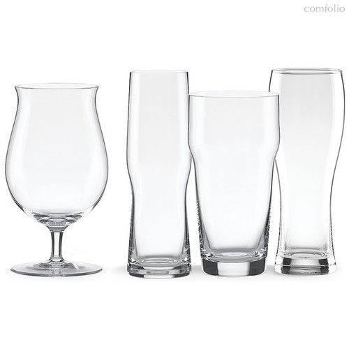 """Набор стаканов для пива Lenox """"Тосканская классика"""" 530мл, 650мл, 4шт - Lenox"""