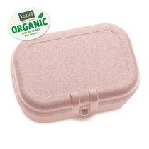Ланч-бокс PASCAL S Organic, розовый - Koziol