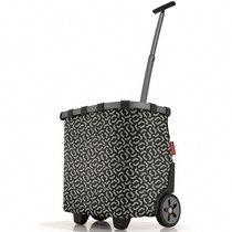 Сумка-тележка Carrycruiser signature black - Reisenthel
