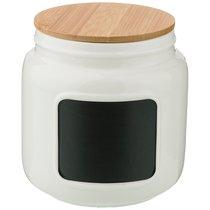 Банка Для Сыпучих Продуктов Native Высота 14 см - Yinhe Ceramics