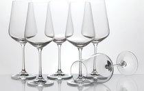 Набор бокалов для вина из 6 шт. САНДРА 450 мл ВЫСОТА 23,5 см - Crystalex