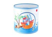Donolux BABY абажур разноцветный, декор пират, диам 16см, выс 17см, для арматур серии 110055 - Donolux