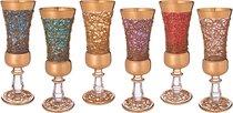Набор бокалов для шампанского из 6 шт. 250 мл ВЫСОТА 22 см . - Same