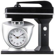 Часы Настенные Кварцевые Chef Kitchen 39 см Цвет Черный - Arts & Crafts