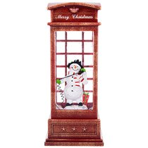 Фигурка С Led-Подсветкой Телефон 10,5x10,5x25 см - Polite Crafts&Gifts