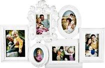 Фоторамка-Коллаж 63x42x3 см На 6 Фото 8x10/13x18/10x15/9x13 см - Polite Crafts&Gifts
