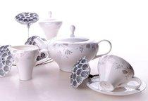 Гранж чайный сервиз 15 пр. - Top Art Studio