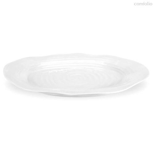 """Блюдо овальное Portmeirion """"Софи Конран для Портмерион"""" 43см (белое) - Portmeirion"""