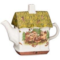 Чайник lefard совы 540 мл - Huade Ceramics